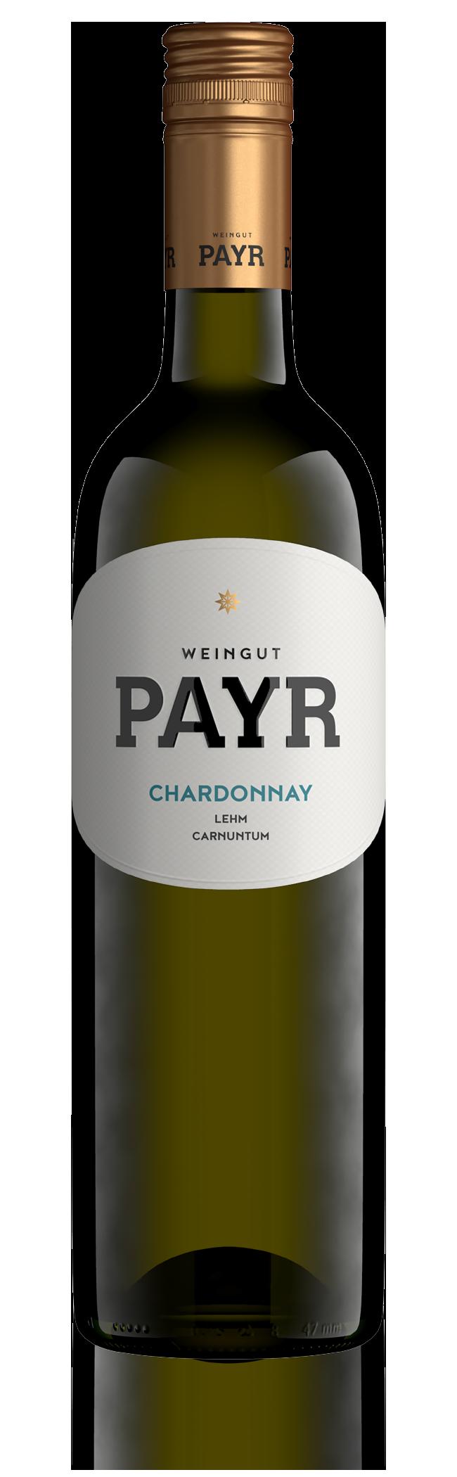 Weinflasche BIO • Chardonnay vom Lehm