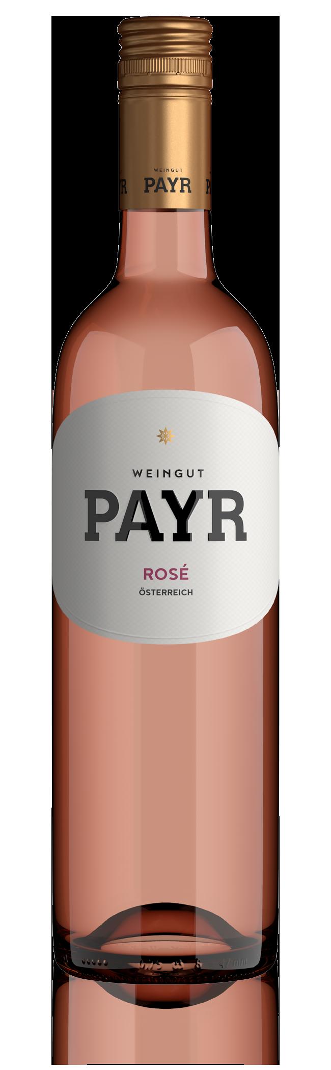 Weinflasche BIO • Rosé