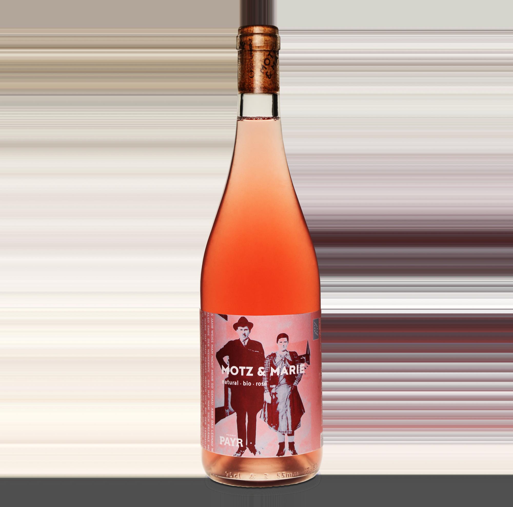 Weinflasche MOTZ & MARIE