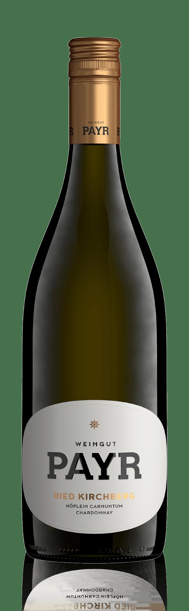 Weinflasche Ried Kirchberg