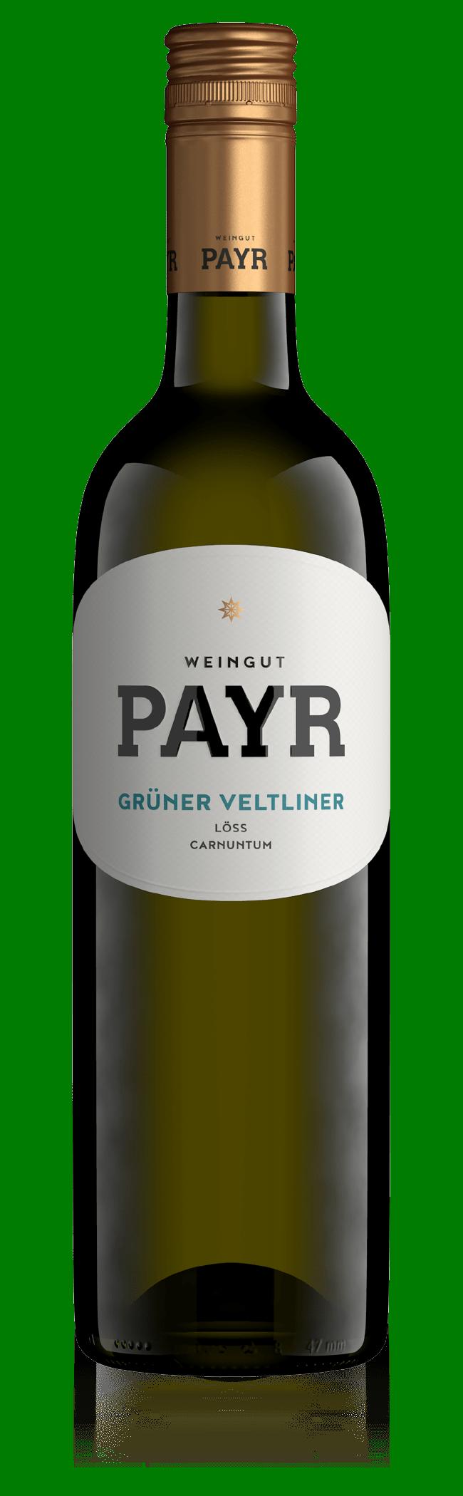 Weinflasche Grüner Veltliner