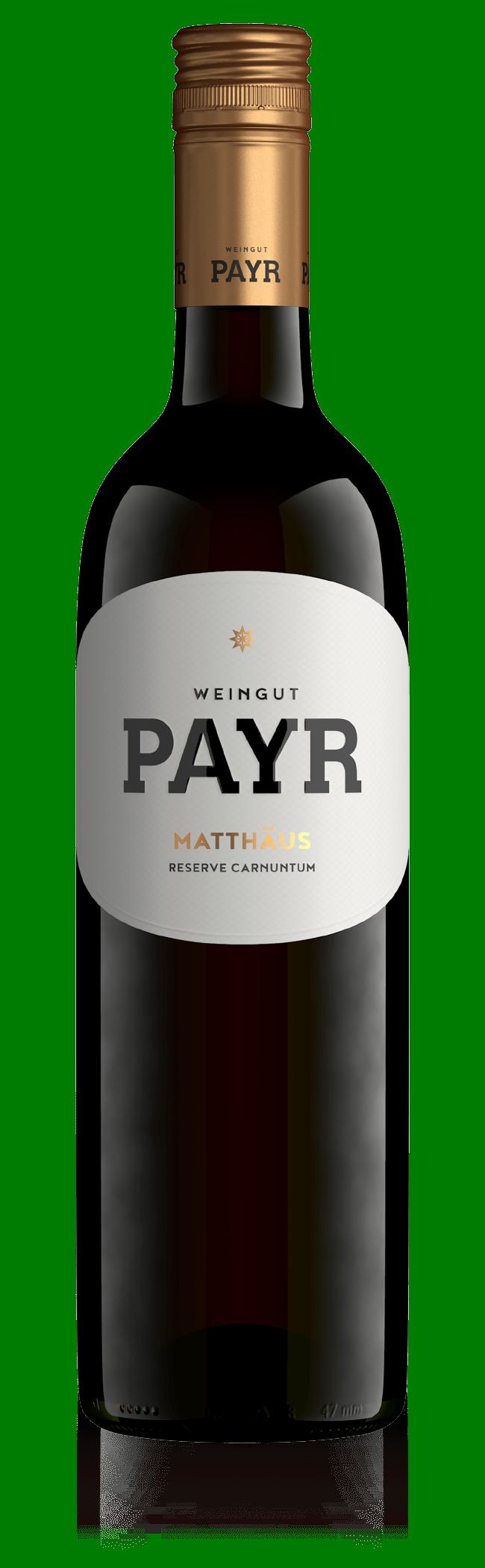 Weinflasche Matthäus