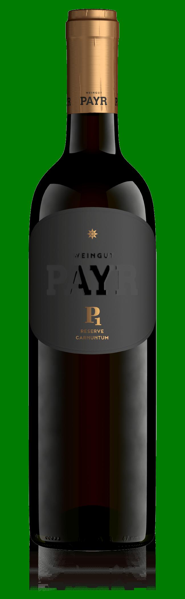 Weinflasche P1