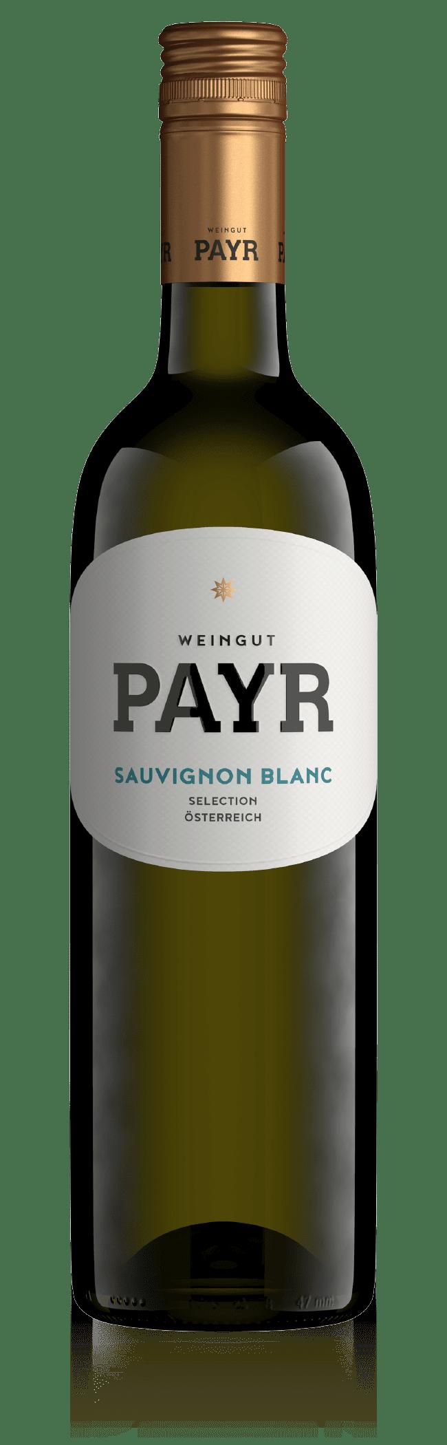 Weinflasche Sauvignon Blanc