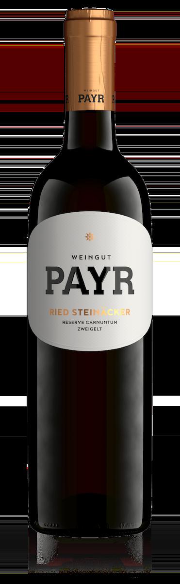 Weinflasche Ried Steinäcker